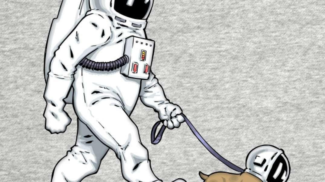 328 დღის შემდეგ, ასტრონავტს ხვდება ძაღლი. დანარჩენი იხილეთ.